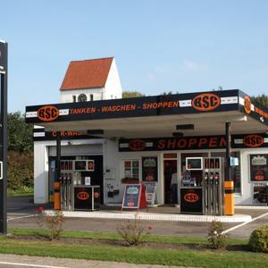 BSC Tankstelle