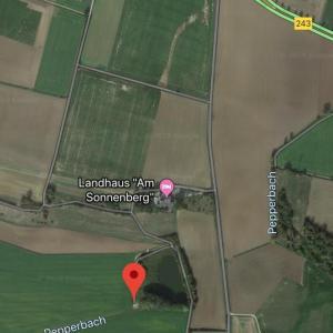 NEU See hinter Gasthof Sonnenberg