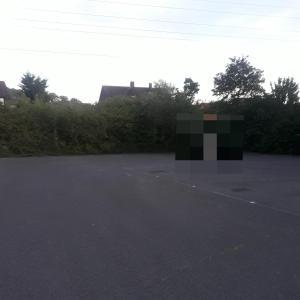 Neben dernebe ffw in scheinfeld (adidas parkplatz)