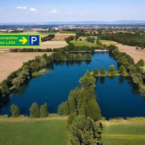 Niederwiesenweiher Böhl-Iggelheim, Rheinland-Pfalz