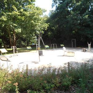 Elli Lucht Park Niederrad