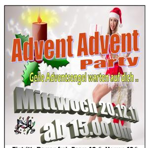 Advent Advent Party