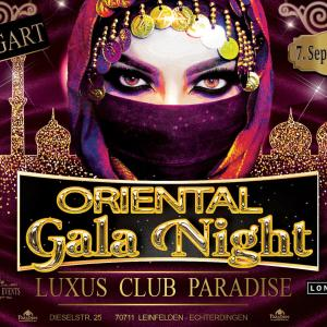 ORIENTAL GALA NIGHT STUTTGART PREMIERE