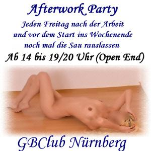 Freitags-Afterwork- HÜ-Party